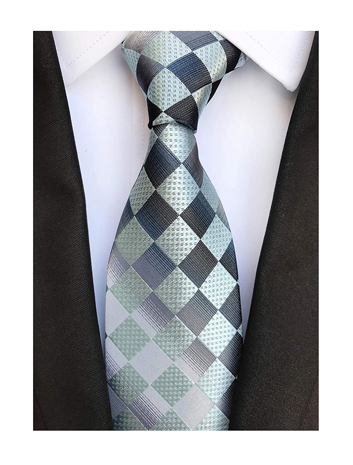 644aefdab0c6 Men's Tie For Cosplay Party Costume Accessory For Champagne Party Youth  Neckties at Amazon Men's Clothing store: