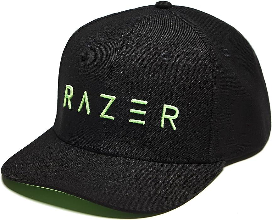 166c82e62 Razer Rising Snapback Cap at Amazon Men's Clothing store: