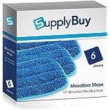 Amazon Com 18 Quot Professional Microfiber Mop Stainless