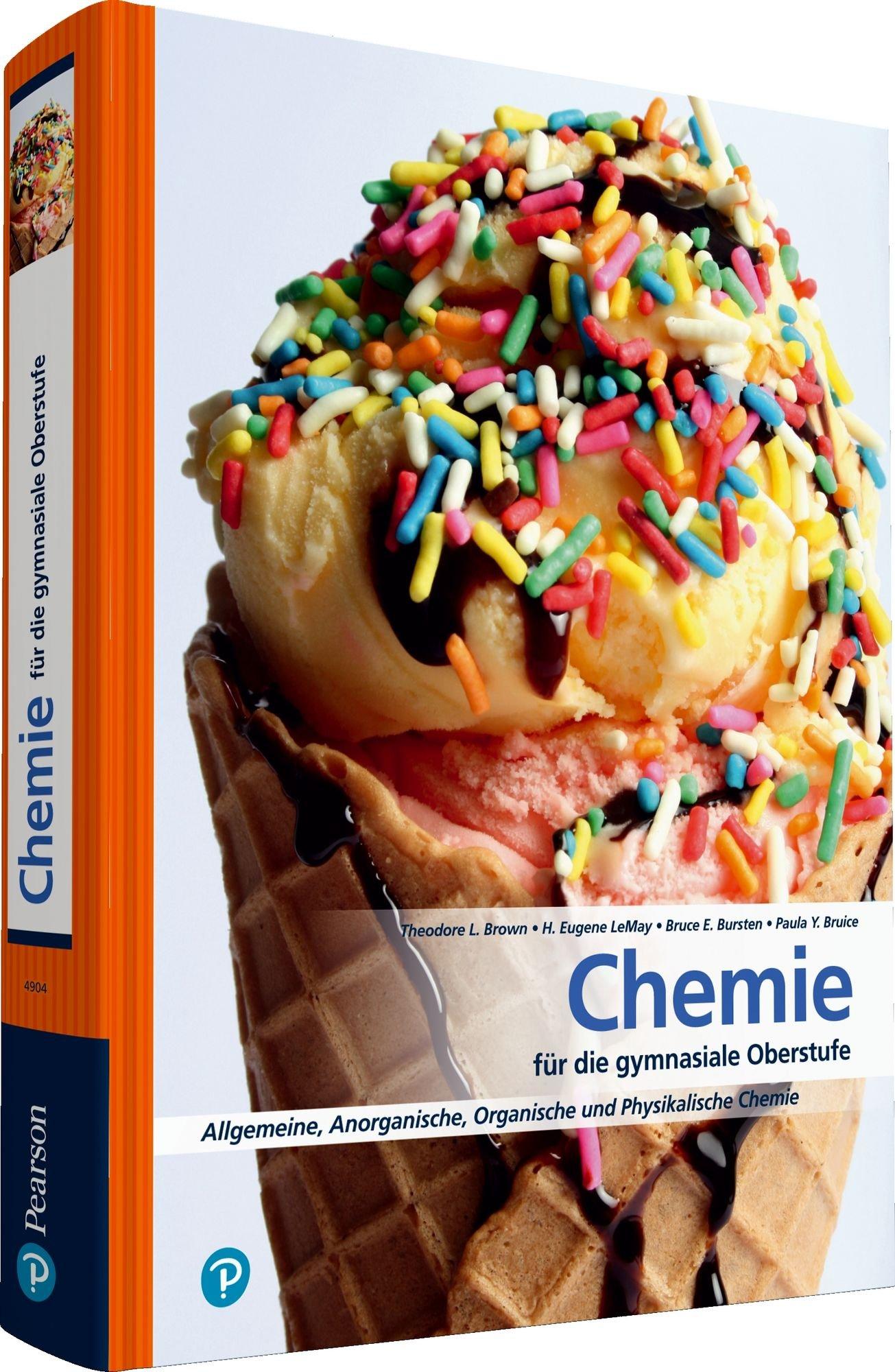 Chemie für die Gymnasiale Oberstufe: Allgemeine, Organische und ...