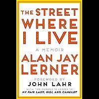 The Street Where I Live: A Memoir (Norton Paperback) book cover
