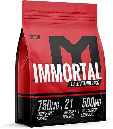 MTS Nutrition Immortal Vitamin Pack - 30 Packs