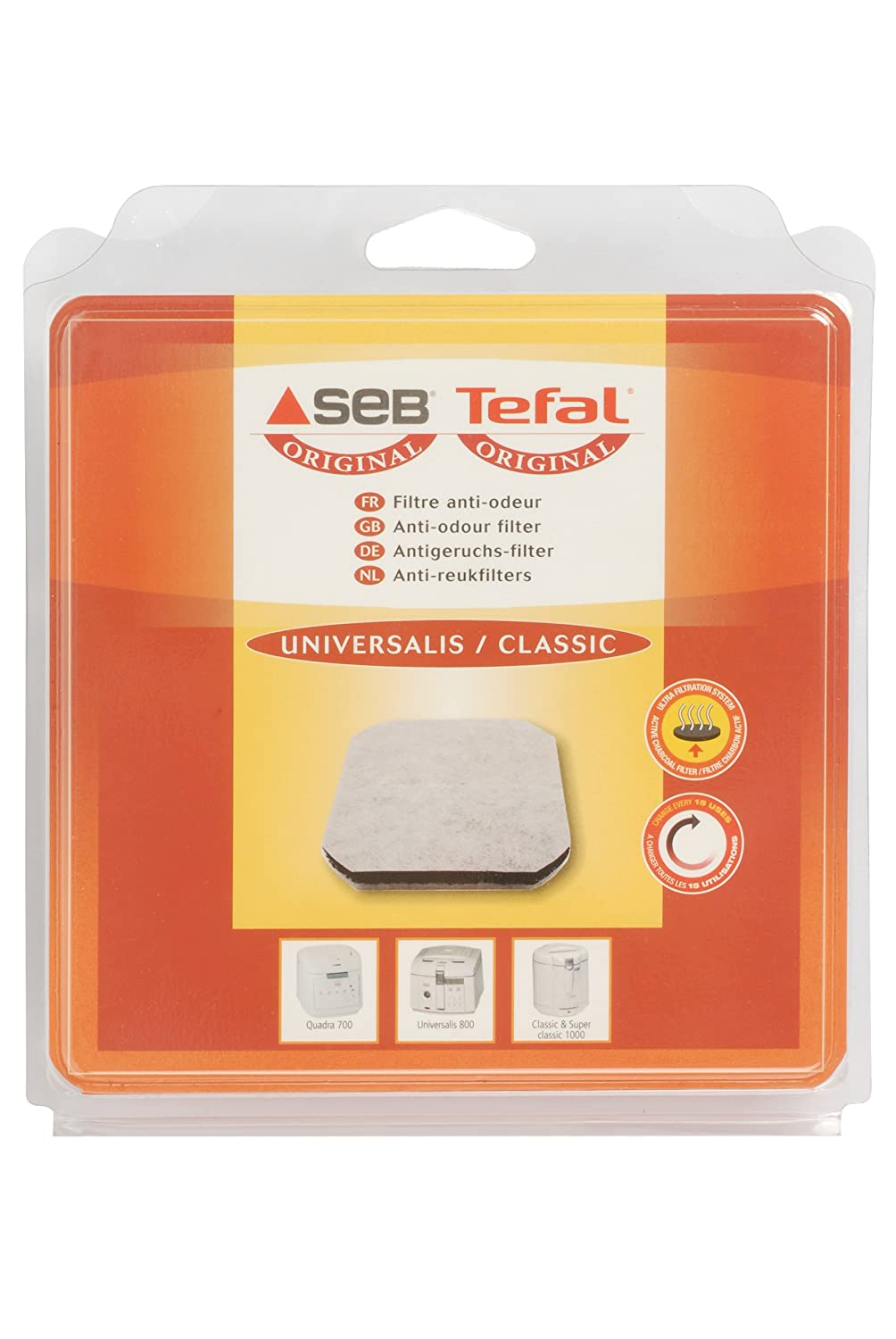 Tefal active carbon filter 792 633 792633
