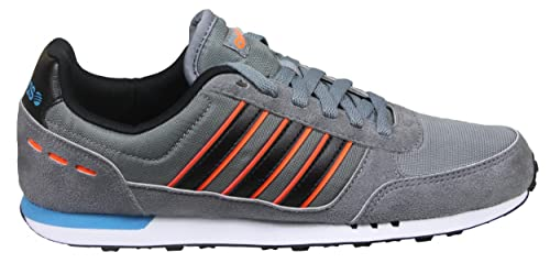 brand new official images best shoes adidas Neo City Racer Herren Schuhe