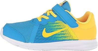 Nike Downshifter 8 (PSV), Zapatillas de Running para Niños, Multicolor (Blue Hero/Football Grey/Cobalt Blaze 402), 33 EU: Amazon.es: Zapatos y complementos