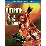 Batman: Soul of the Dragon (Blu-ray+Digital)