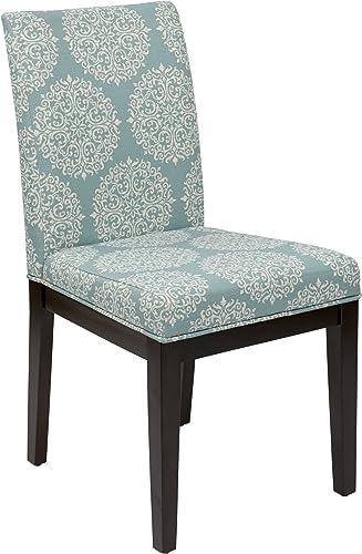 OSP Home Furnishings Dakota Upholstered Parsons Chair