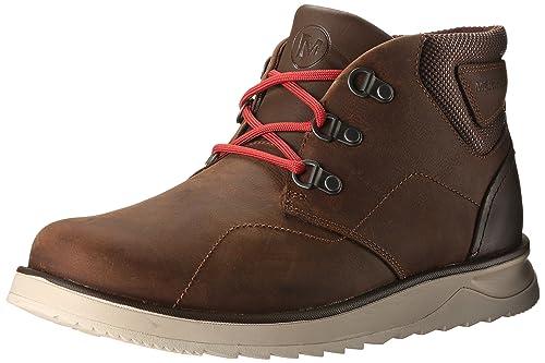 Merrell Epiction, Botines para Hombre, Marrón (Brown Sugar), 43.5 EU: Amazon.es: Zapatos y complementos