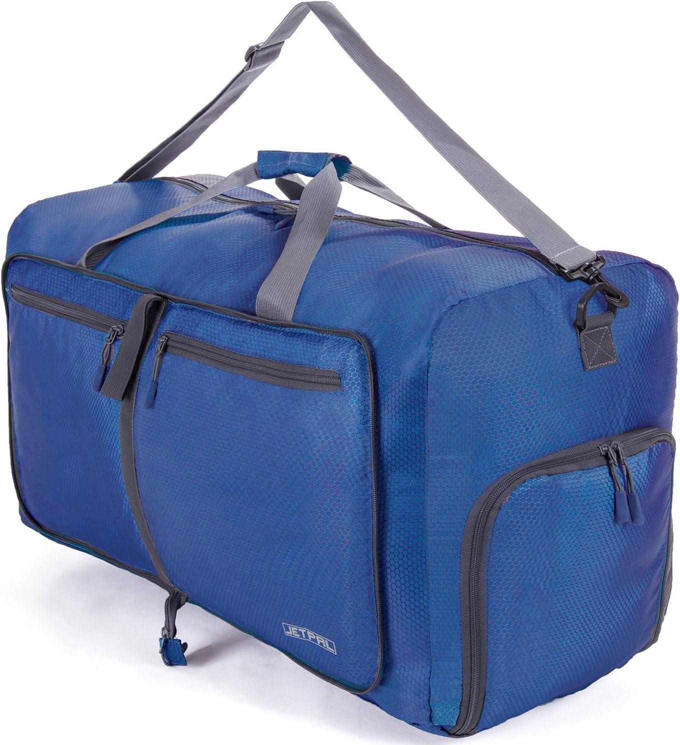 Choose Your Size JETPAL Spacious Foldable Duffel Bag