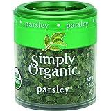 Simply Organic, Mini Parsley Leaf Flks Or, 0.07 OZ
