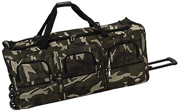 10f85c5616 Rockland Luggage 40 Inch Rolling Duffle Bag