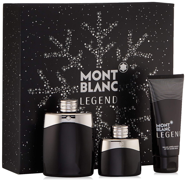 MONTBLANC Montblanc Legend Eau de Toilette Gift Set, 4.3 fl. oz.