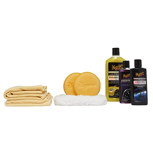 Meguiar's G3200 Brilliant Solutions New Car Kit