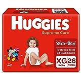 Fralda Huggies Supreme Care XG - 26 fraldas