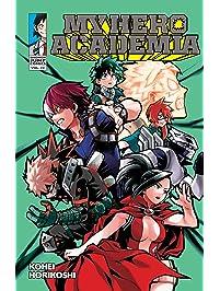 My Hero Academia, Vol. 22 (22)