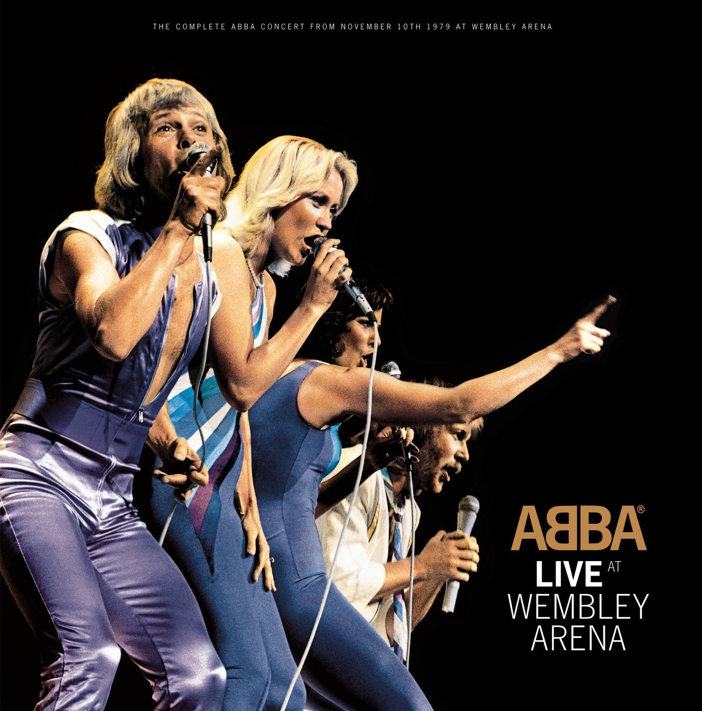 Live At Wembley [3 LP] by Polydor
