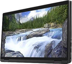 Dell Latitude 7410 2-in-1 Multi-Touch Laptop (Carbon Fiber) - 14