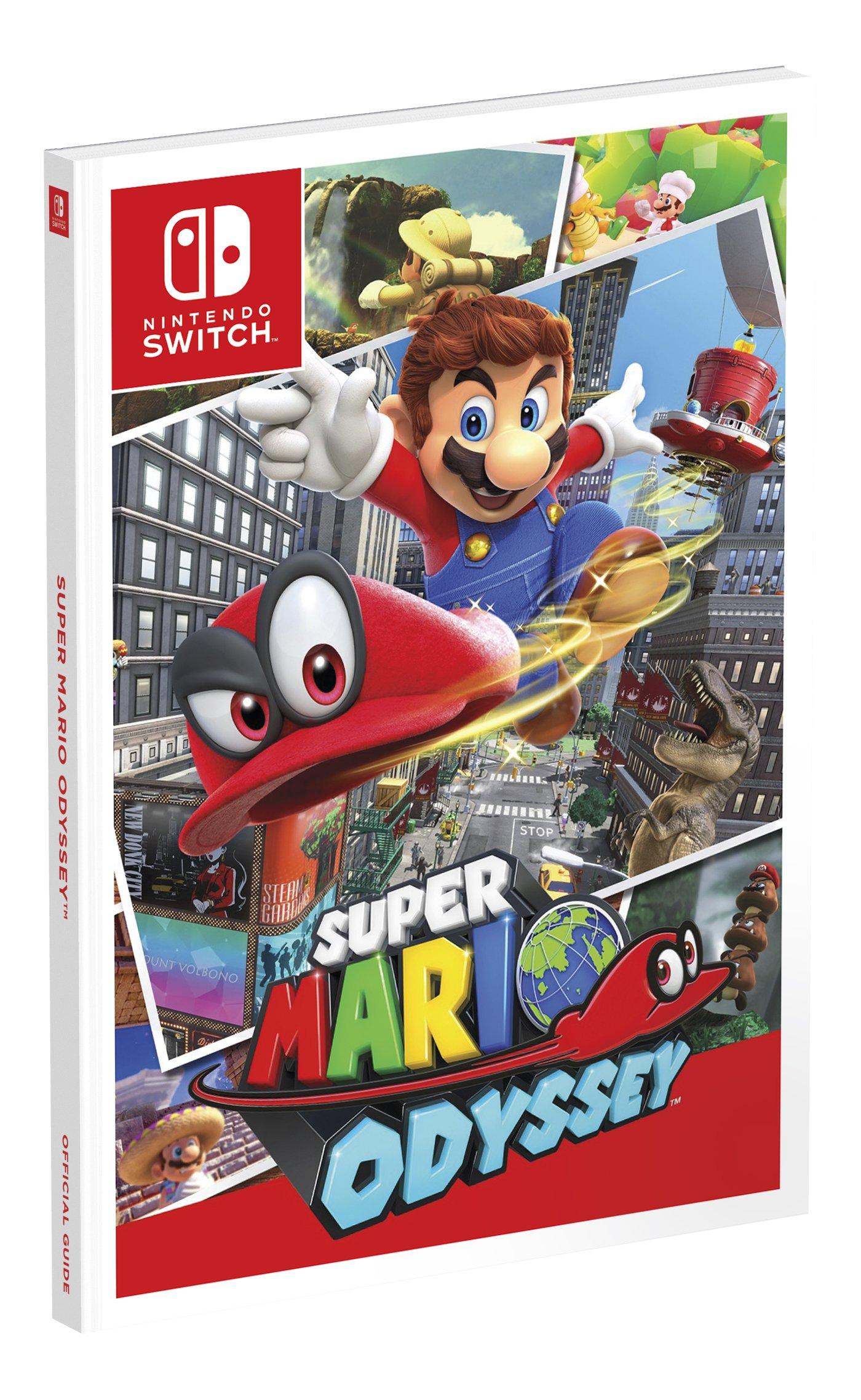 Super Mario Odyssey Lösungsbuch Amazonde Bücher