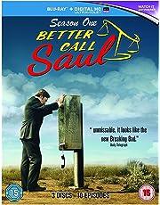 Better Call Saul - Season 1 Steelbook - Exclusive to Amazon.co.uk)