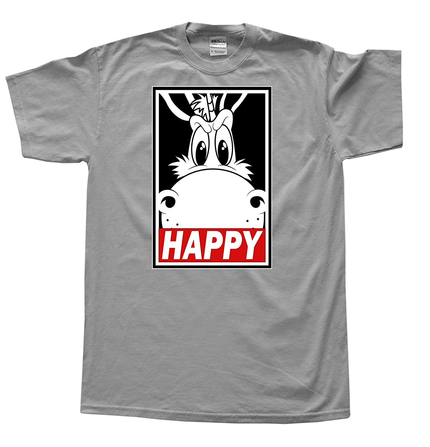 Stooble Mens Obey Happy Shirts