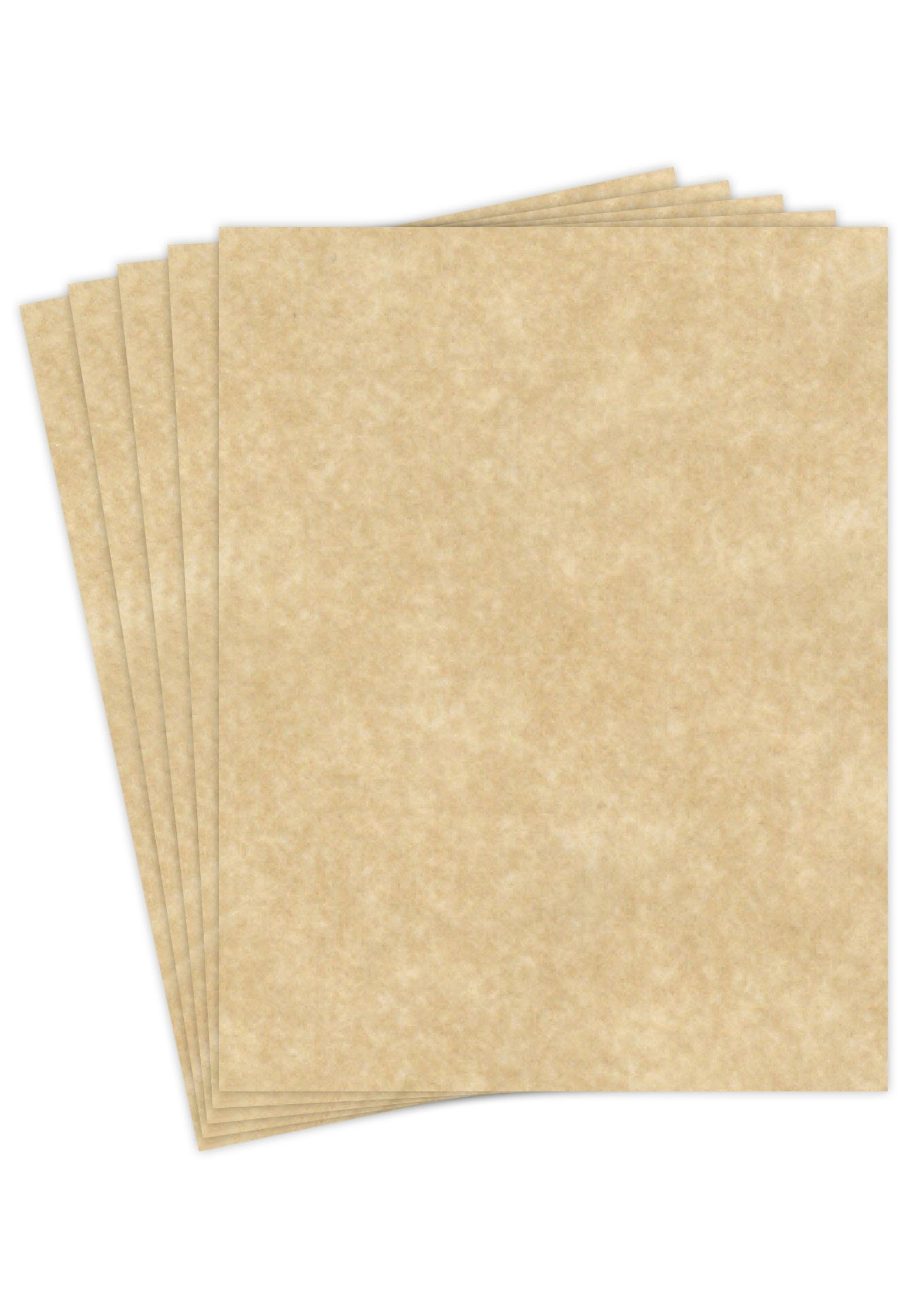 """Stationery Parchment Recycled Paper 