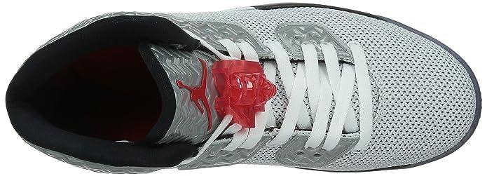 new style f4ccb 978a2 Amazon.com   Jordan Nike Men s Air Spike Forty PE Basketball Shoe    Basketball