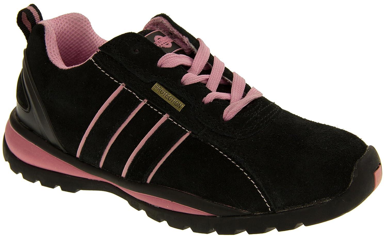 Amazon.com: Northwest Territory Ottawa Safety Accredited Steel Toe Cap Shoe: Shoes