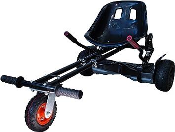 SABWAY® Hoverkart Hoverboard con Suspensión- Apto para Niños y ...
