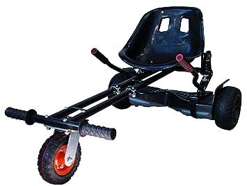 SABWAY® Hoverkart Hoverboard con Suspensión- Apto para Niños y Adultos - 6.5 Pulgadas -