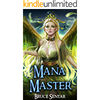 Mana Master (A Mage's Cultivation Book 1) book cover