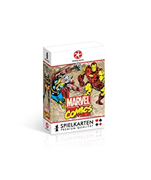 Winning Moves Number 1 Marvel Retro 54pieza(s) - Juego de ...