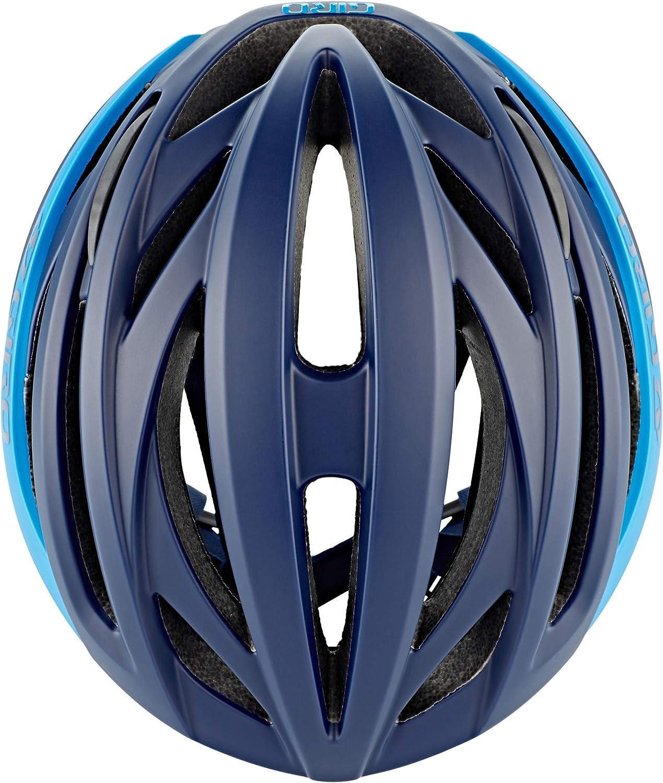 61-65 cm Giro Syntax MIPS Casque de Course pour Homme Bleu Mat Taille XL