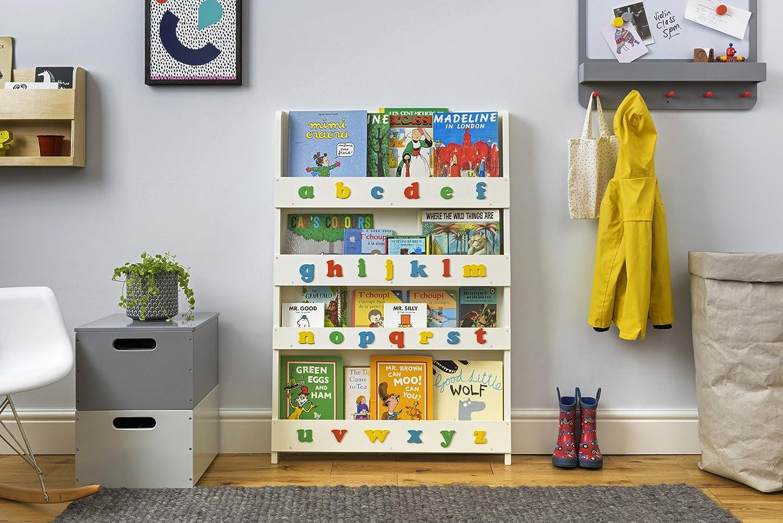 Tidy Books Aufbewahrung für Kinderbücher   Bücherregal Kinder