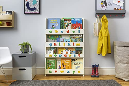 Tidy Books Wandregal | Kinder Bücherregale aus Holz