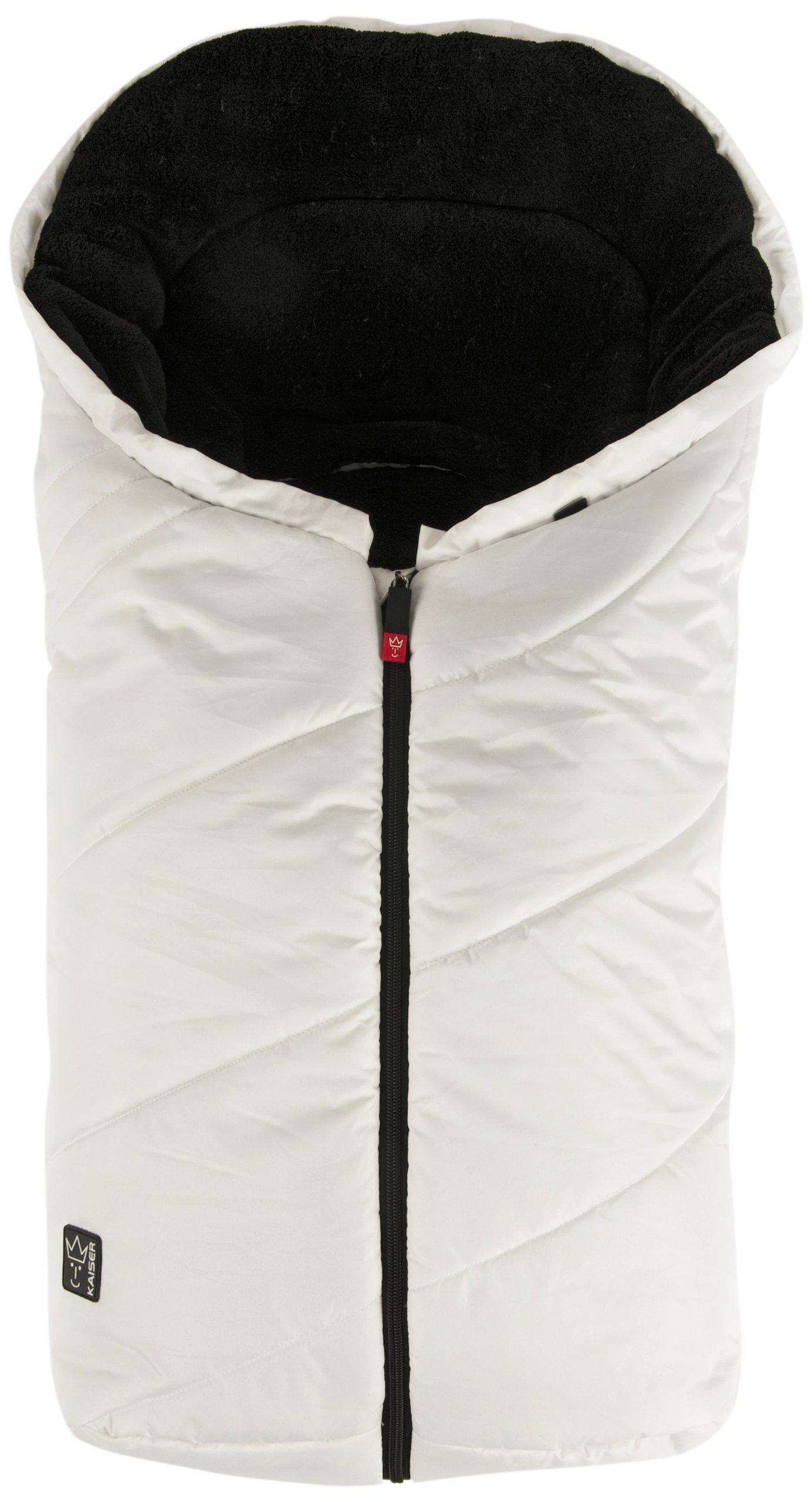 Kaiser Cuddly Bag Milla Microfleece (White)