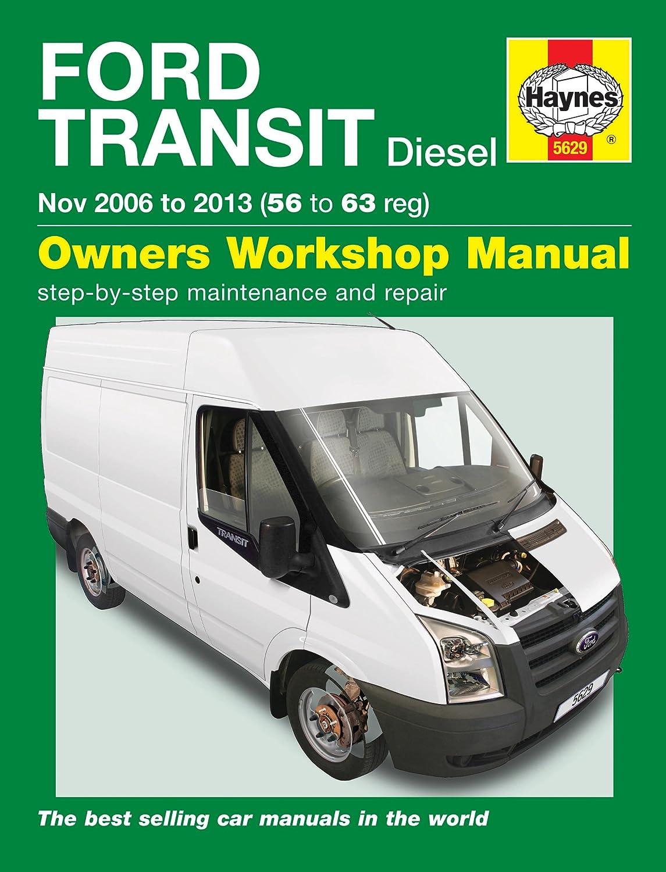 Ford Transit Diesel Owner's Workshop Manual: 2006 - 2013 (Haynes Service  and Repair Manuals): John S. Mead: Amazon.co.uk: Car & Motorbike