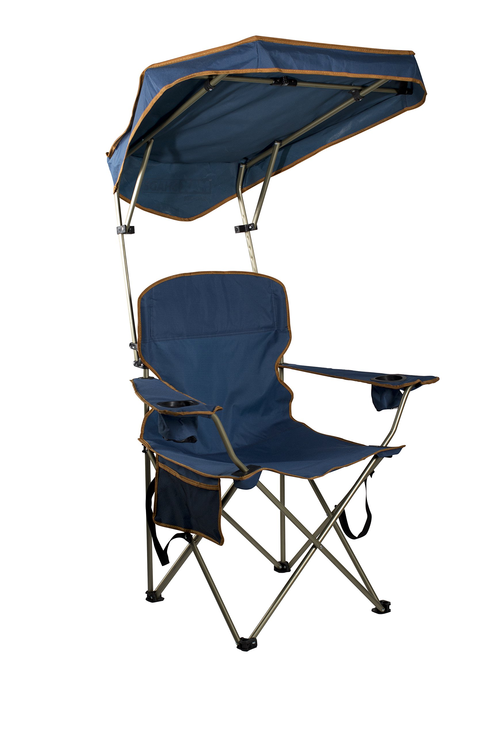 Quik Shade MAX Shade Chair, Navy by Quik Shade