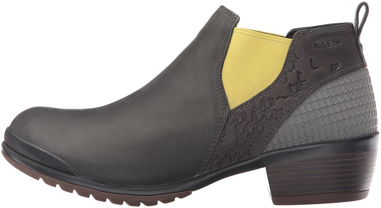 KEEN Women's Morrison Chelsea Shoe B019HDUPWS 5.5 B(M) US|Gargoyle