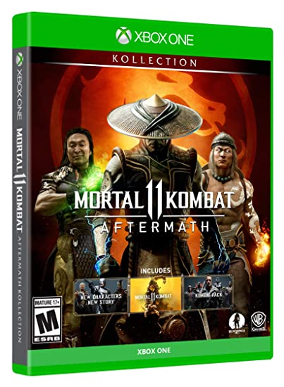 Mortal Kombat 11: Aftermath Kollection for Xbox One USA: Amazon.es: Whv Games: Cine y Series TV