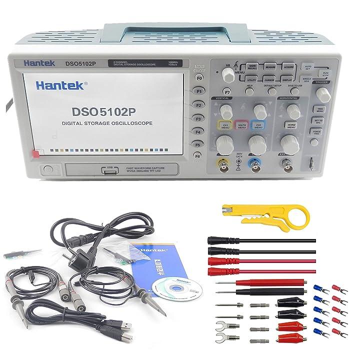 Top 9 Hantek Oscilloscopes
