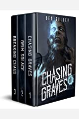 The Chasing Graves Trilogy Box Set: A Complete Dark Fantasy Series Kindle Edition