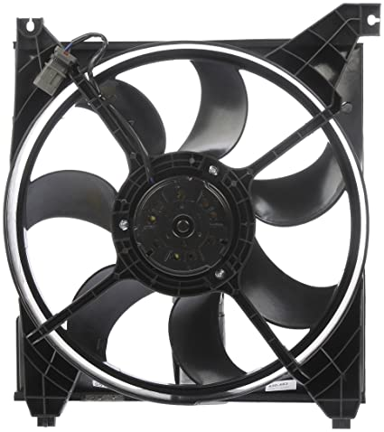 Dorman 621-372 Radiator Fan Assembly