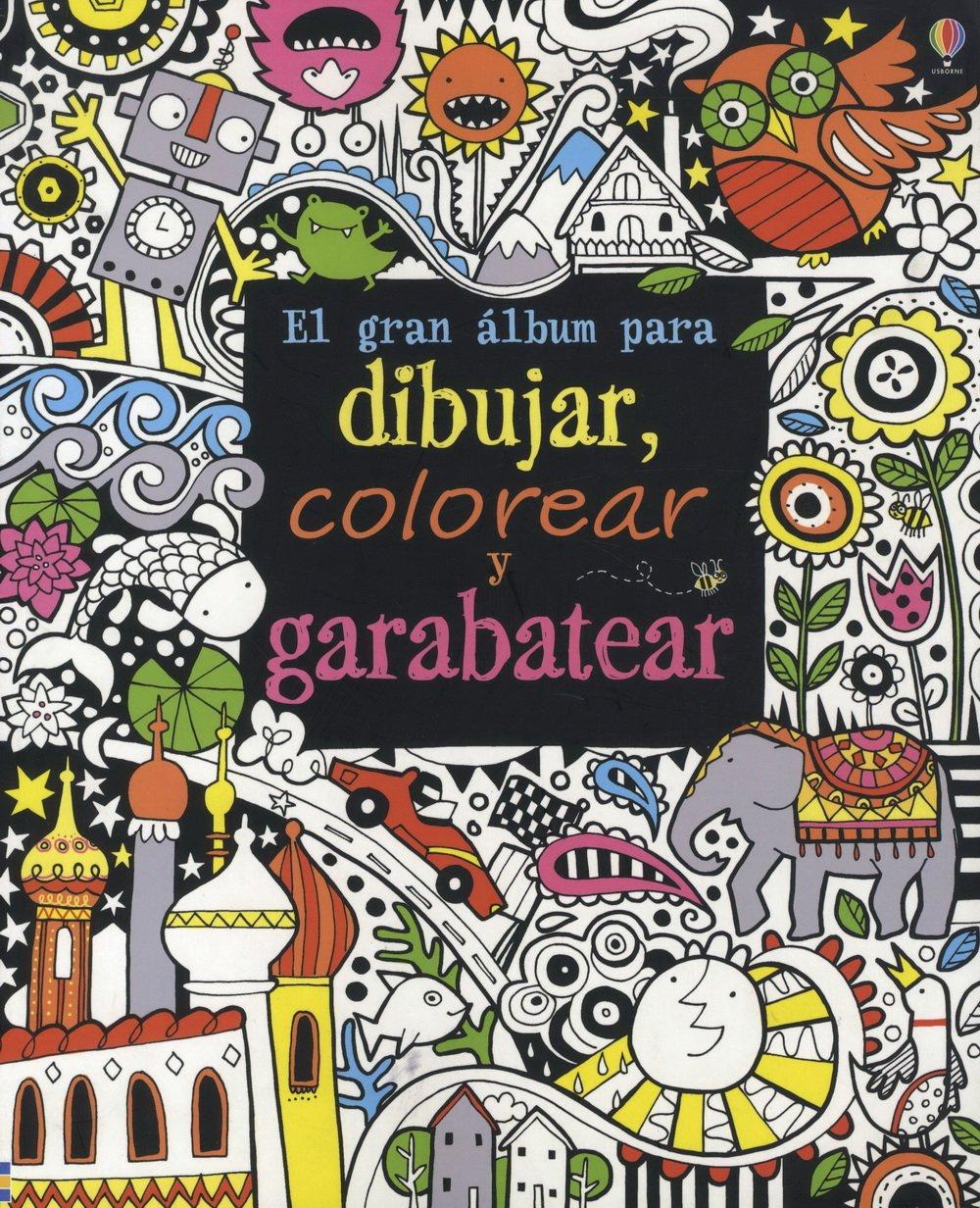 Gran album para colorear y garabatear, el: Amazon.es: Aa.Vv.: Libros