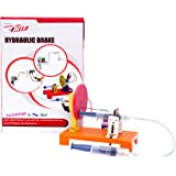 Kitucate Hydraulic Brake | DIY Science fair Projects for Kids