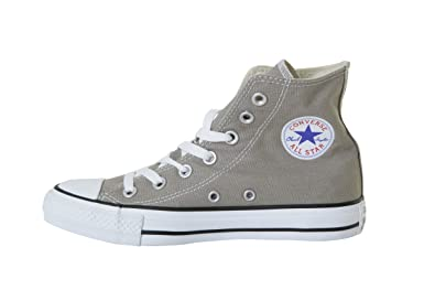 Converse Chuck Taylor High Tops Old Silver 142368F for Women