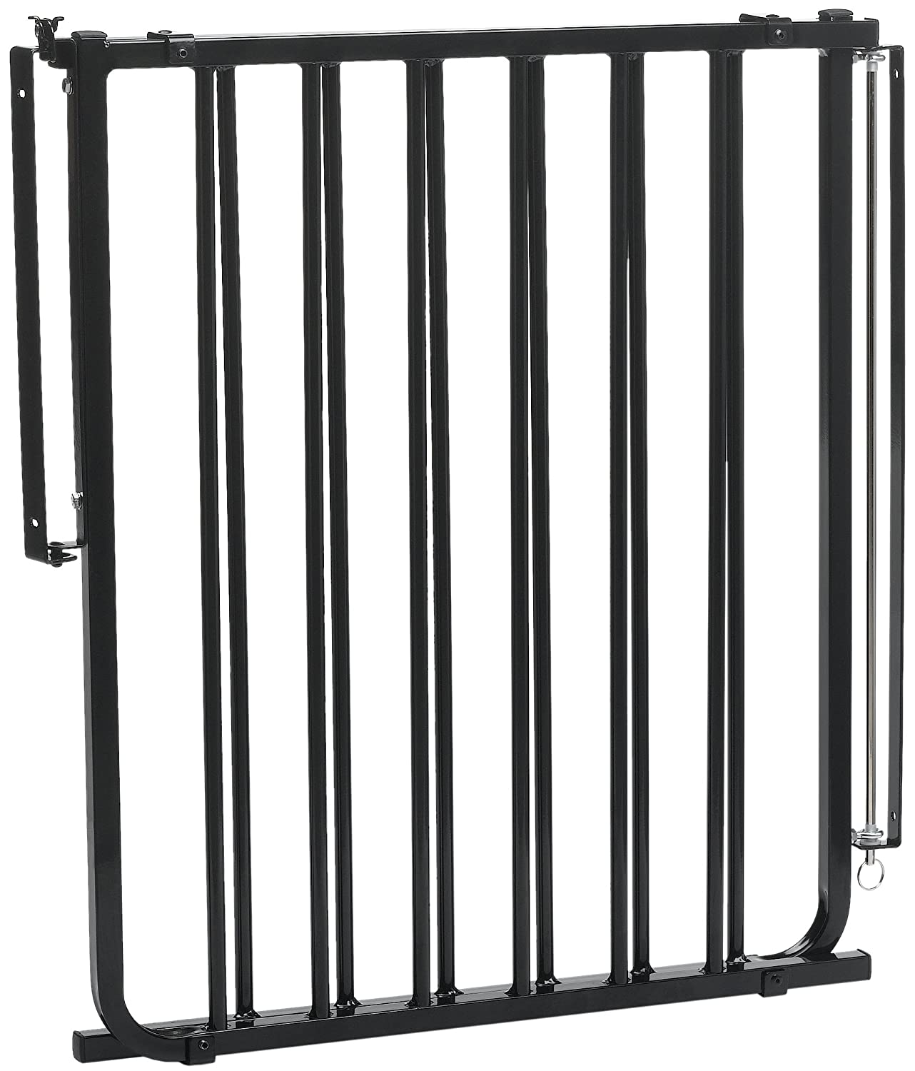 Delightful Amazon.com : Cardinal Pet Gates Stairway Special Gate, White : Indoor  Safety Gates : Pet Supplies