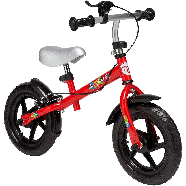 Garantía 100% de ajuste Vitamina G - Bicicleta de Metal sin Pedales con Freno Freno Freno Trasero (Globo 05225)  Las ventas en línea ahorran un 70%.
