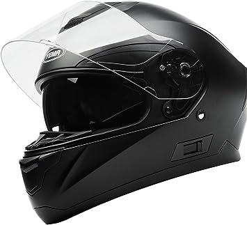 Motorradhelm Integralhelm Rollerhelm Fullface Helm Yema Ym 831 Sturzhelm