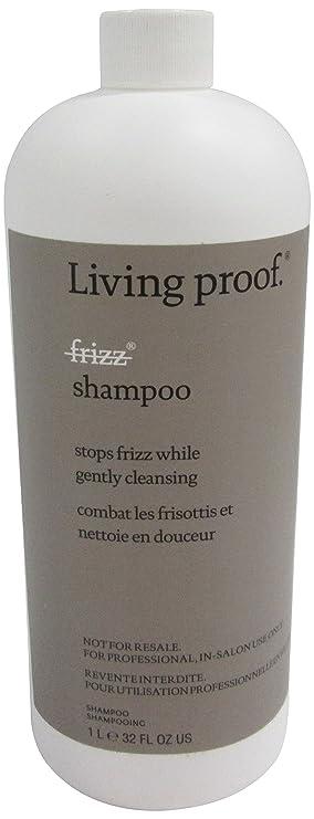 Living Proof No Frizz Shampoo, Liter, 32 Ounce Shampoos (Beauty) at amazon