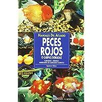 Peces rojos o Carpas doradas/ Goldfish: Cuidados, Crianza. Variedades De Carassius Auratus